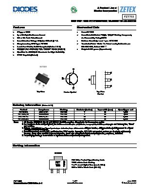 FZT753QTA image